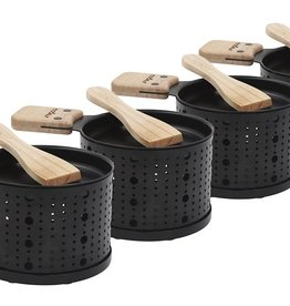 A DOMO Plus : Kit Raclette voor 4 Cookut