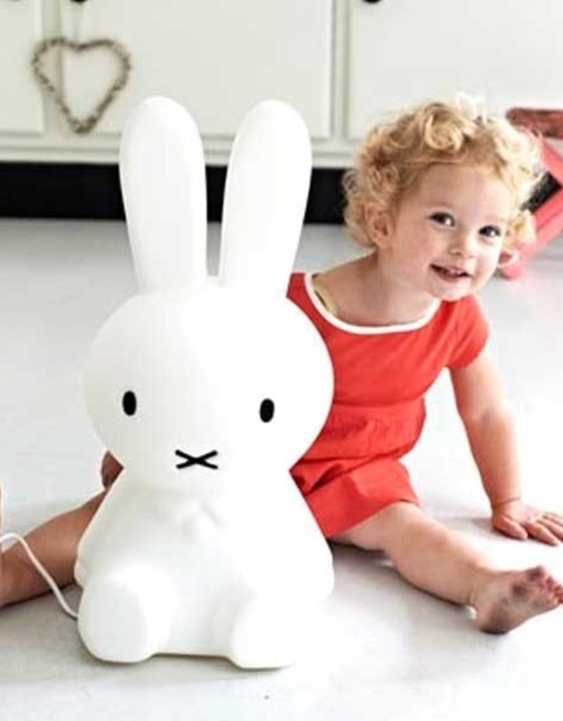 MR MARIA Nouvelle Lampe Miffy Originale