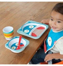 SKIP HOP Plate plate divided