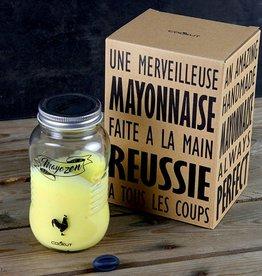 A DOMO Mayozen : Kit with Mayonnaise Cookut