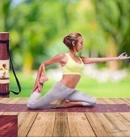 DOIY Tapis de Yoga Nature
