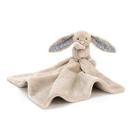 JELLYCAT Bunny Bloemen Wit Dekentje Jellycat