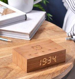 LEXON Werken Flip click clock