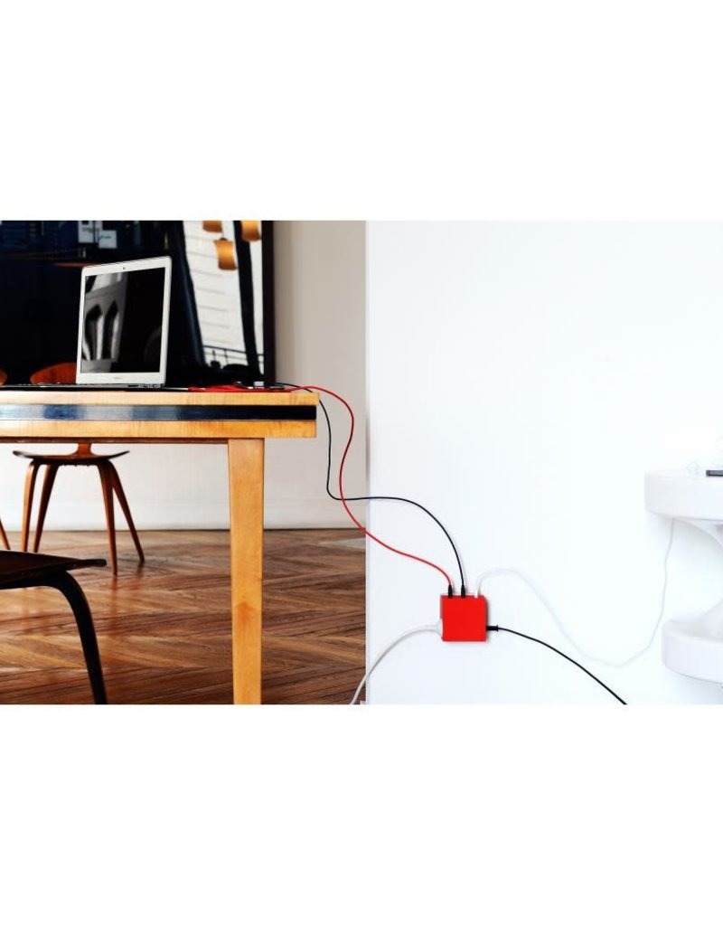 USBEPOWER Charger HIDE 3USB+2PLUGS