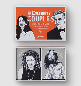 PRINTWORKS CELEBRITY COUPLES MEMORY GAMES