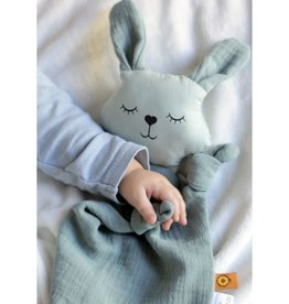 ANIMAL BABY SOOTHER ORGANIC COTTON