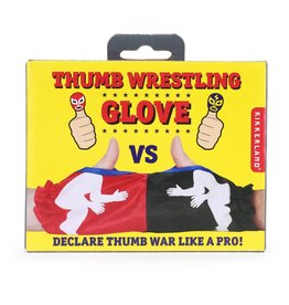 KIKKERLAND Thumb Wresting Game