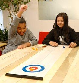 KIKKERLAND Curling table top game