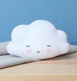 Cloud Nightlight White w/battery