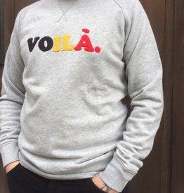 FAGUO Sweet-Shirt Voila Belgie Faguo