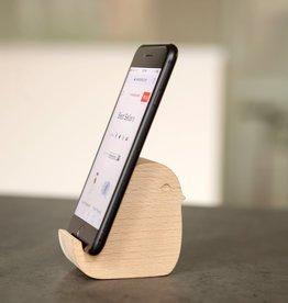 KIKKERLAND Wooden phone stand
