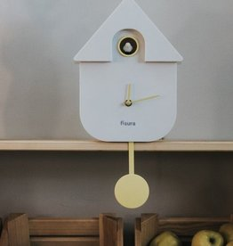 FISURA CUCKOO HOUSE CLOCK