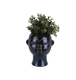PRESENT TIME VASE MASK ROUND MARRON
