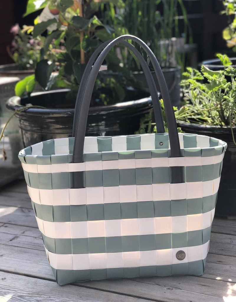 HANDED BY SAC DE SHOPPING  COLOR BLOCK