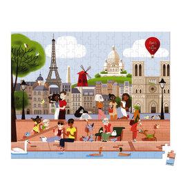 JANOD PUZZLE PARIS 200 PCS