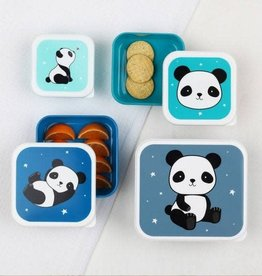 LUNCH & SNACK BOX SET