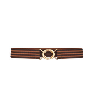Co'couture Row Elastic Belt