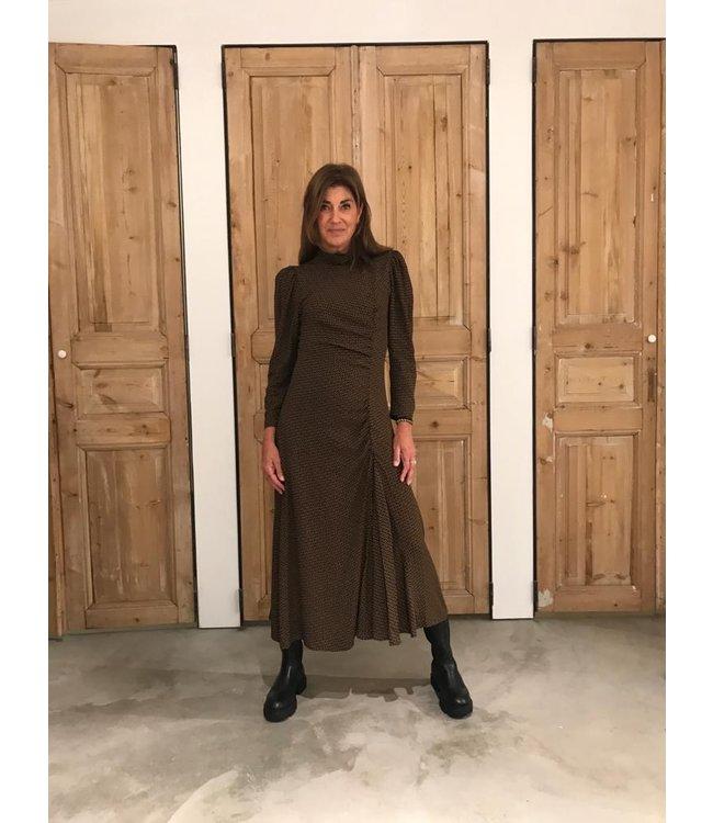 Gestuz Elay Long Dress Viscose