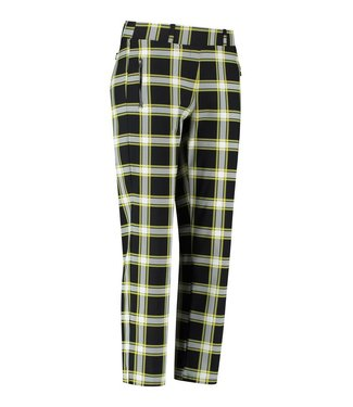 Studio Anneloes Annet Check Trousers Travelkwaliteit