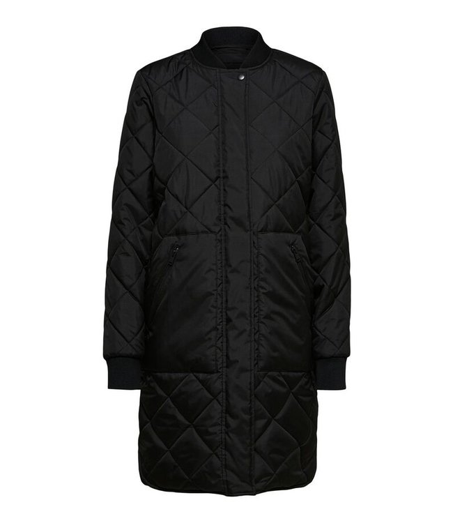 Selected Natalia Quilted Coat