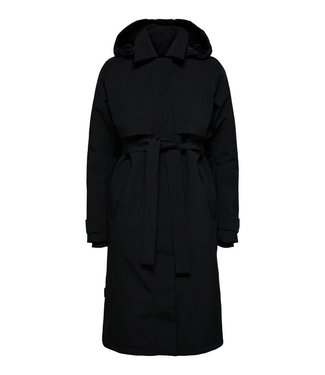 Selected Helen Tech Trenchcoat
