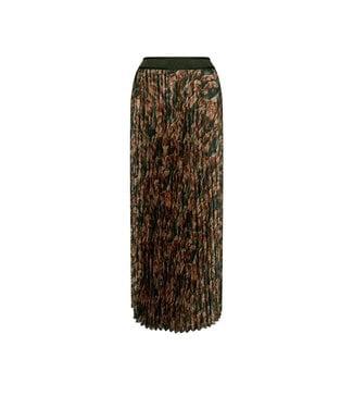 Mos Mosh Plisse Forest Skirt