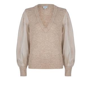 Dante 6 Joelle Organza Sweater Wol