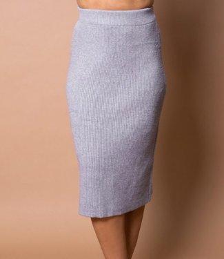Olcay Knitted Skirt
