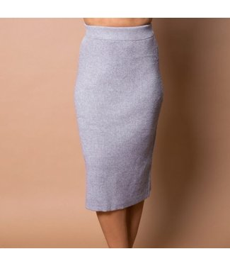 Olcay Knitted Skirt