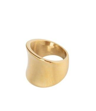 Ellen Beekmans Organische brede ring