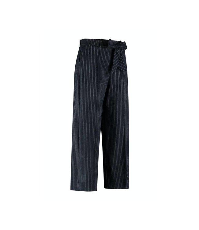 Studio Anneloes Charlotte pinstripe trousers