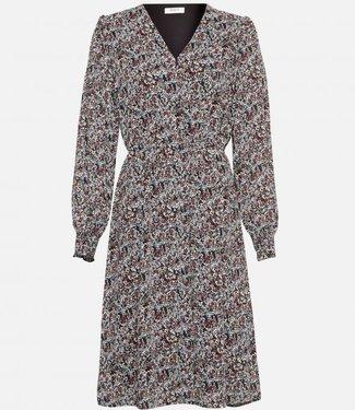 Moss Copenhagen Glorie Rikkelie Longsleeve Dress
