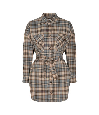 Co'couture New Luu Check Shirt