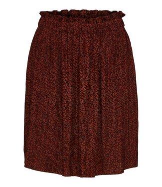Selected Kinsley Short Plisse Skirt