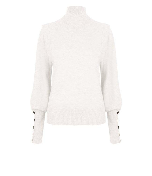 Quentin Sleeve Detail Sweater