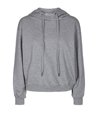 Co'couture Solid Chop Hoodie
