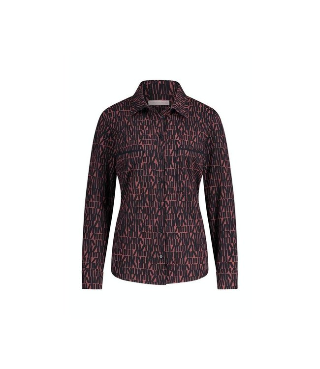 Annemijn medium letter blouse