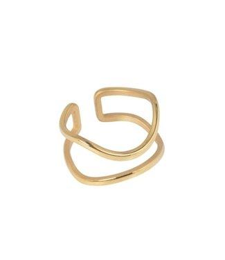 Ellen Beekmans Open organische ring