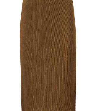 Modström Helin Skirt Brown Oak