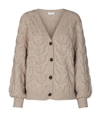 Co'couture Jennesse Cable Cardigan