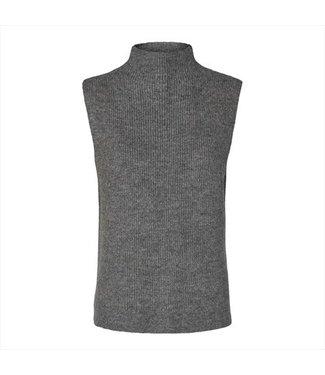 Co'couture Soul Lurex Collar Vest