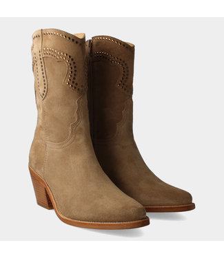 Red-Rag Women Mid Western Boot