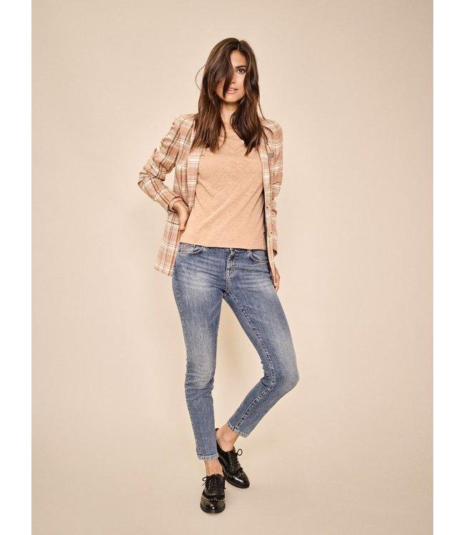 Sumner Re-loved ankle jeans