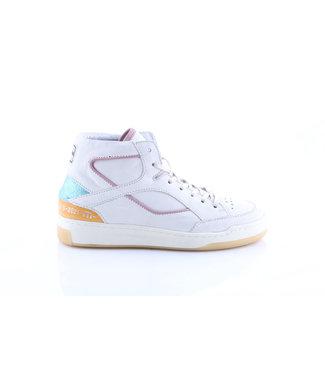 MJUS Shoes Hoge Sneakers Panna
