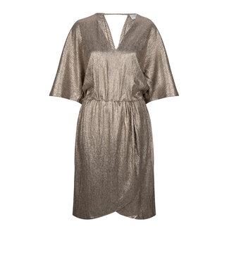Dante 6 Dallas Metallic Jersey Dress