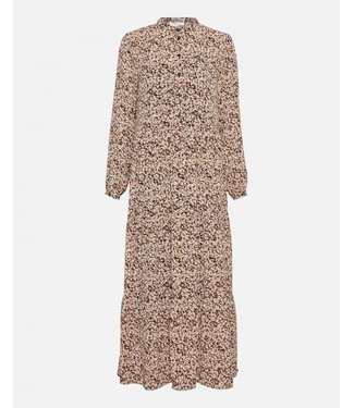 Moss Copenhagen Merila Rikkelie LS Maxi Dress