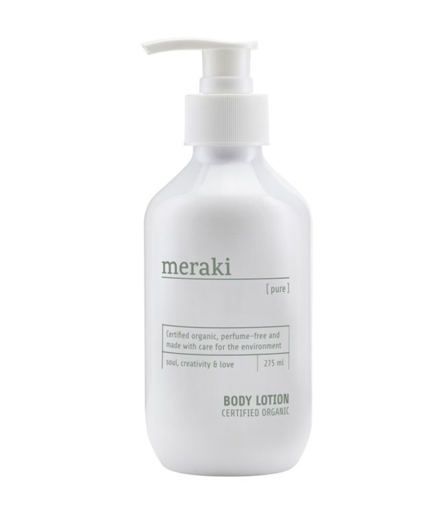 Body Lotion Pure