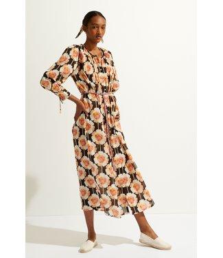 Antik Batik Flowy long dress