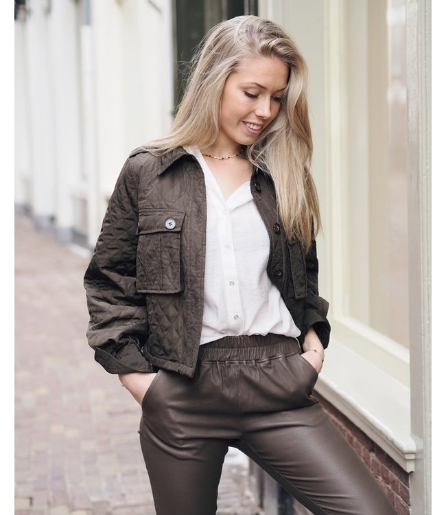 Chique Leather Look