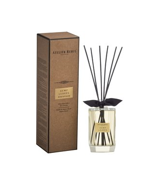 Atelier Rebul Hemp Leaves  Reed Diffuser